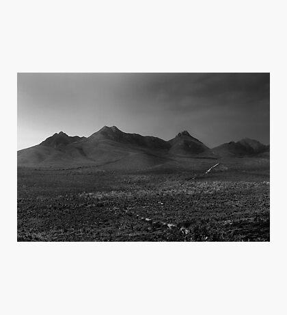 Stirling Ranges - Western Australia  Photographic Print