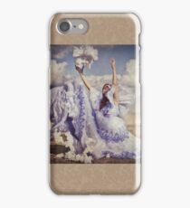The harvesting of clouds iPhone Case/Skin