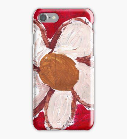 Note Flower iPhone Case/Skin