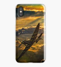Spitfire Attack iPhone Case