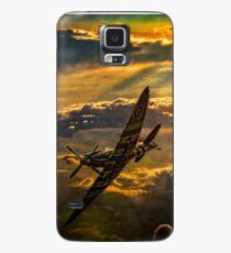 Spitfire Attack Hülle & Klebefolie für Samsung Galaxy