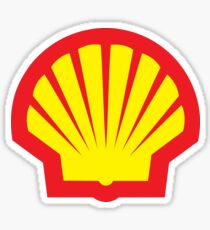 Shell Enthusiast Decal Slap Sticker