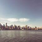 New York City Skyline von thomasrichter