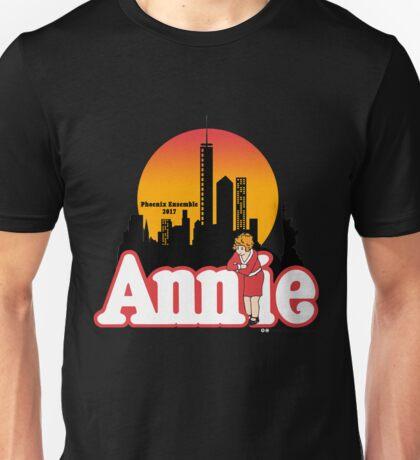 Annie 2017 - Phoenix Ensemble Unisex T-Shirt