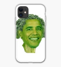 Broc Obama iPhone Case