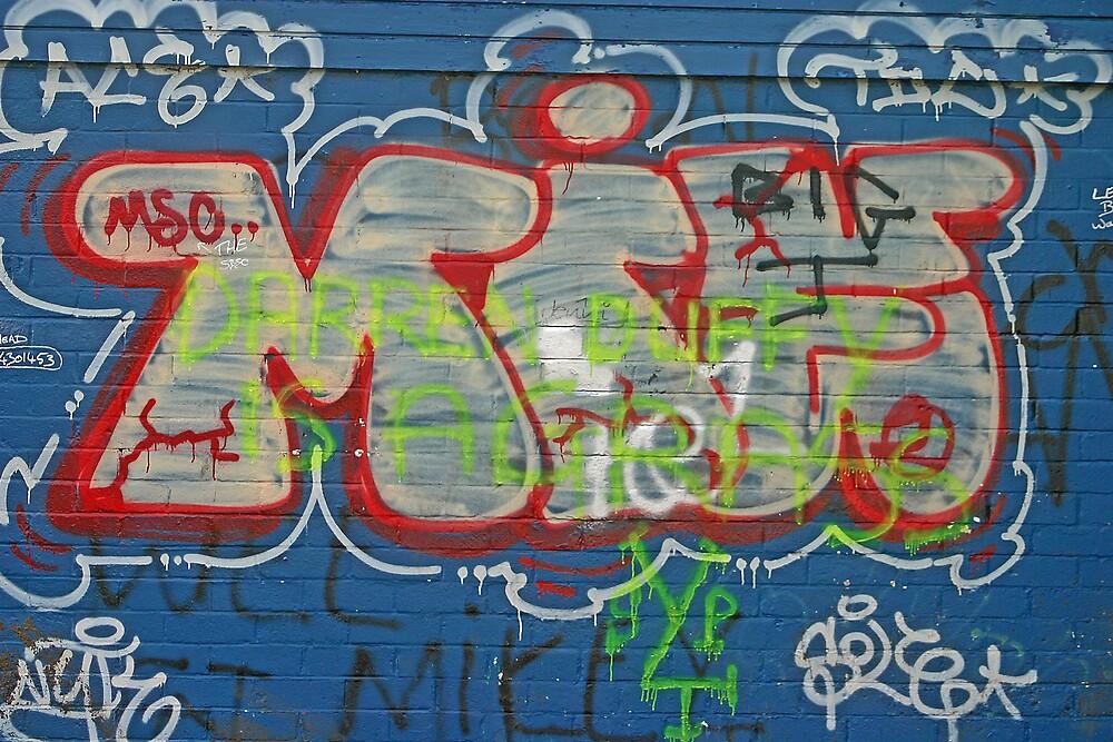 Urban Grafiti by Chris Clark