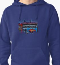 Get Crabby At The Beach! Pullover Hoodie