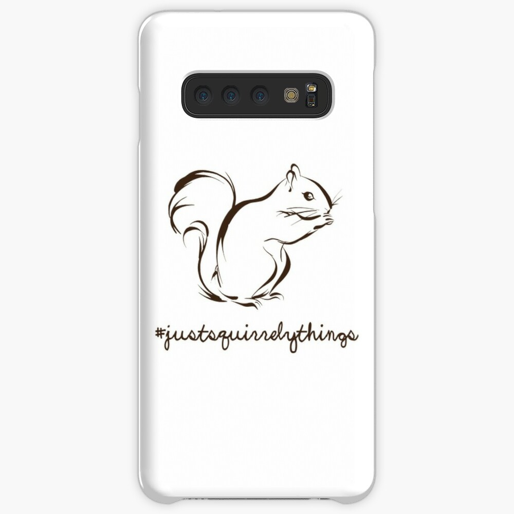 Just Squirrely Things Squirrel | Case & Skin for Samsung Galaxy