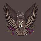 Familiar - Great Grey Owl by straungewunder