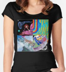 King Gizzard Women's Fitted Scoop T-Shirt