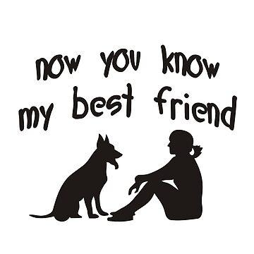 Now You Know My Best Friend by thomasoscar