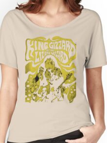 King Gizzard and the Wizard Lizard Women's Relaxed Fit T-Shirt