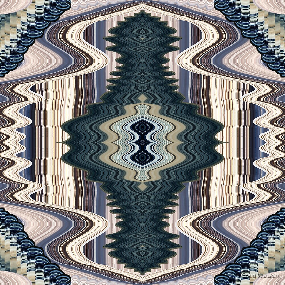 Pattern 13 Variation 2 by Craig Watson
