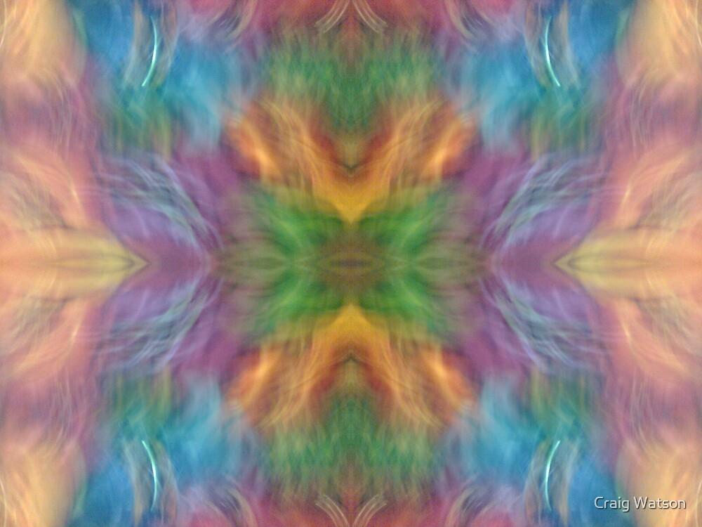 Kaleidoscopic Blur #1 by Craig Watson