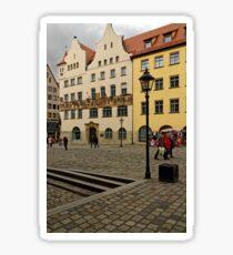 Nuremberg 34 Sticker