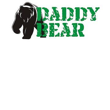 DADDY BEAR by thomasoscar