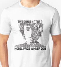 Nobel Winner 2016 Quotes Unisex T-Shirt
