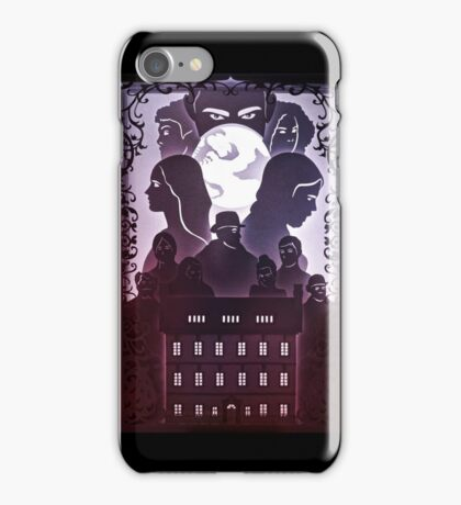 All Light Will End iPhone Case/Skin