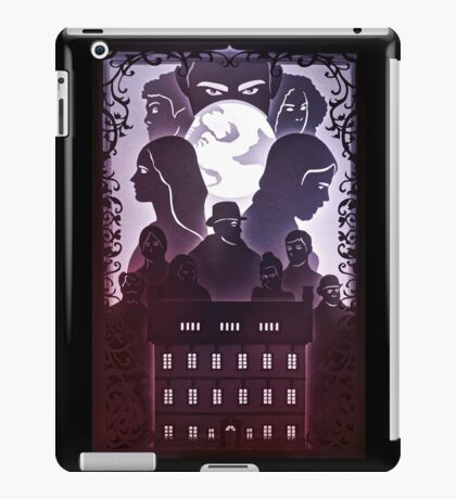 All Light Will End iPad Case/Skin