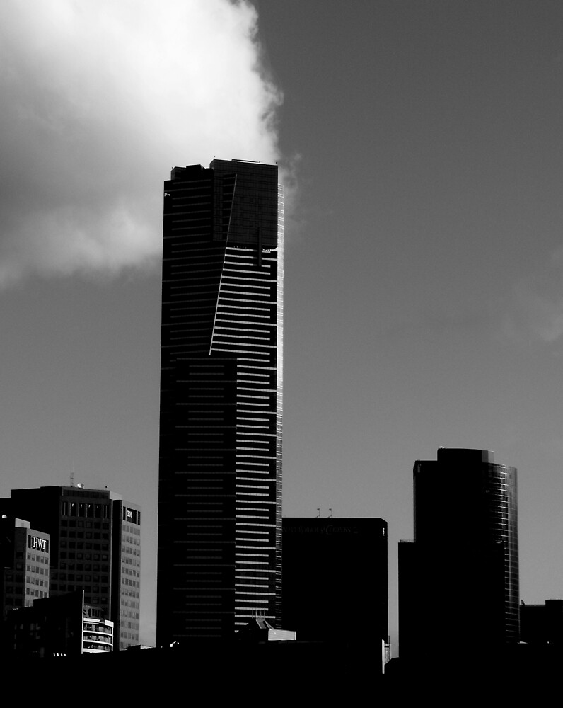Skyline Untitled by Bruce  Watson