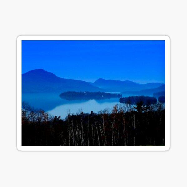 Blue Mountains of Vermont Sticker
