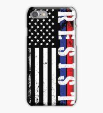 Resist - Resist Flag iPhone Case/Skin