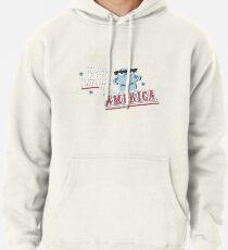 Sudadera con capucha America