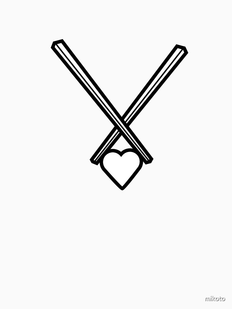 mikoto logo lined by mikoto
