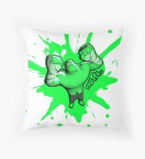 Brutes.io (Brute Cheer Green) Throw Pillow