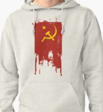 RUFFED UP RUSSIAN Pullover Hoodie