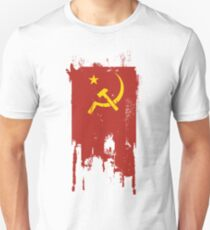 RUFFED UP RUSSIAN Unisex T-Shirt