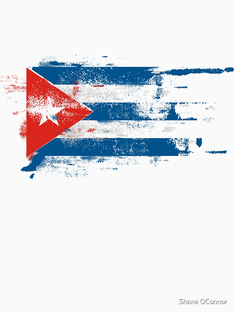 TORN CUBA by ShaneConnor