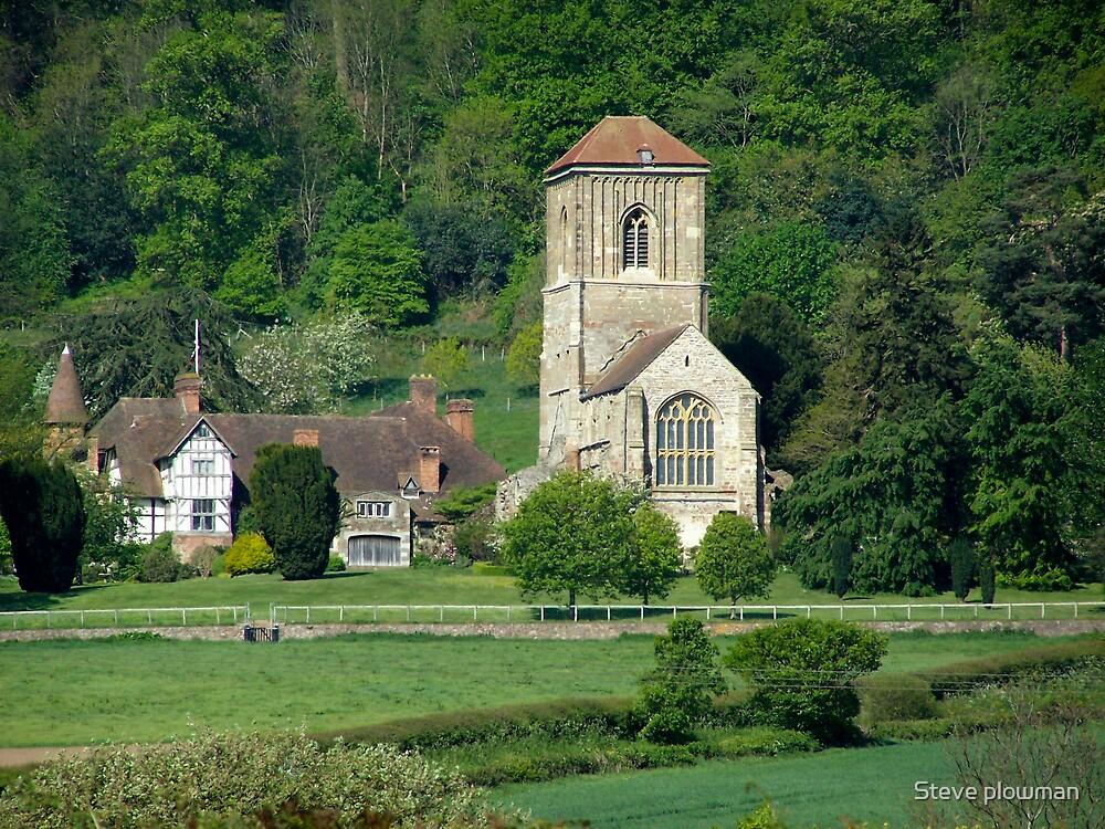 Rural church by Steve plowman