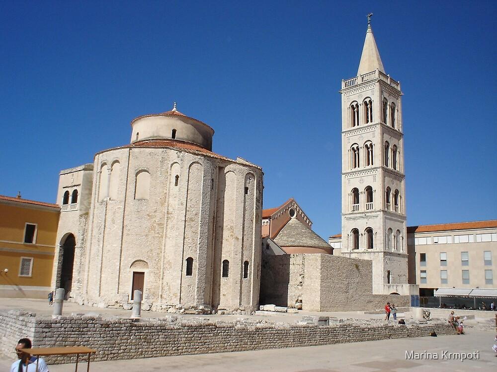 Zadar by Marina Krmpotić