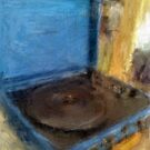 Blue Turntable by RobynLee