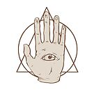 EYE OF PROVIDENCE  by willeyworks