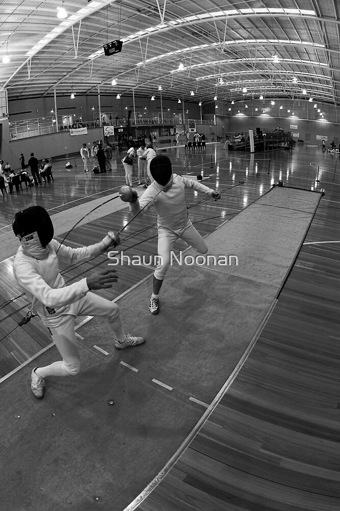 Australian National Fencing Tournament 2007, Perth WA  by Shaun Noonan