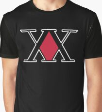 Hunter x Hunter  Logo Graphic T-Shirt