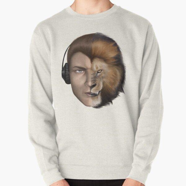 BORN READY - Lion Tee Pullover Sweatshirt