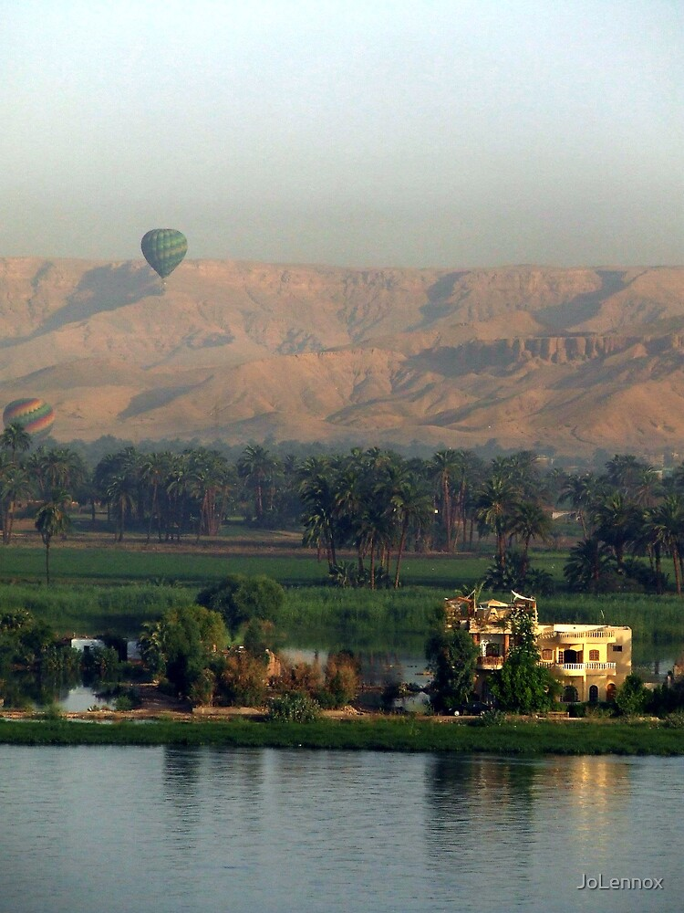 Nile View by JoLennox