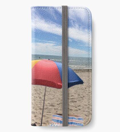 Beach Panorama iPhone Wallet
