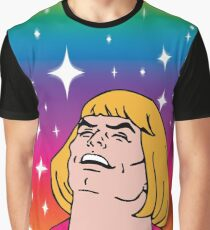 He-man - What's Goin' On?!?! Graphic T-Shirt
