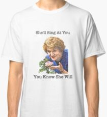 Hyacinth - Keeping Up Appearances Classic T-Shirt