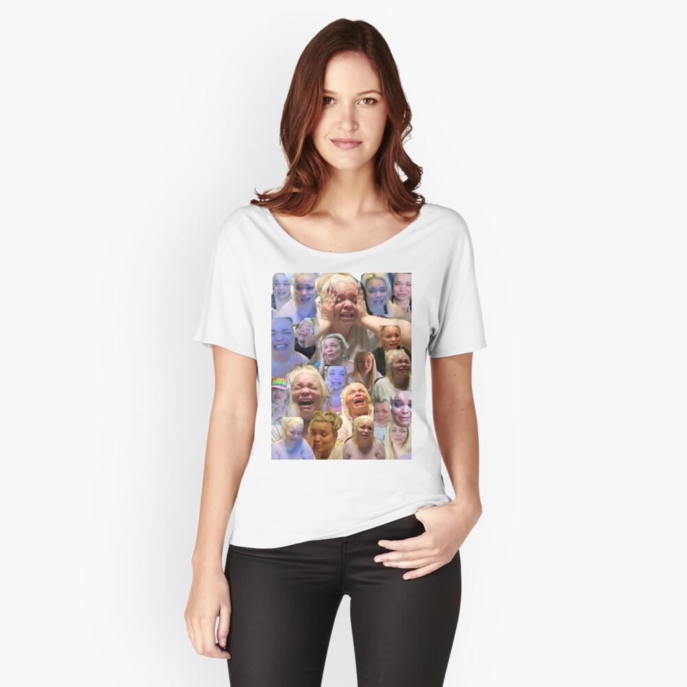 Trisha Paytas Camiseta ancha
