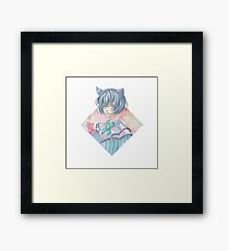 Furry 1 Framed Print