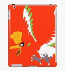 #250 Ho-oh iPad Case/Skin