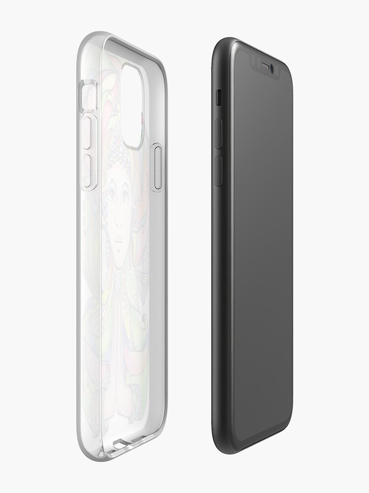 Alternate view of Namaste iPhone Case & Cover