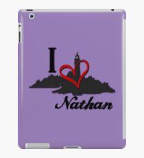 Haven I Love Nathan Logo iPad Case/Skin