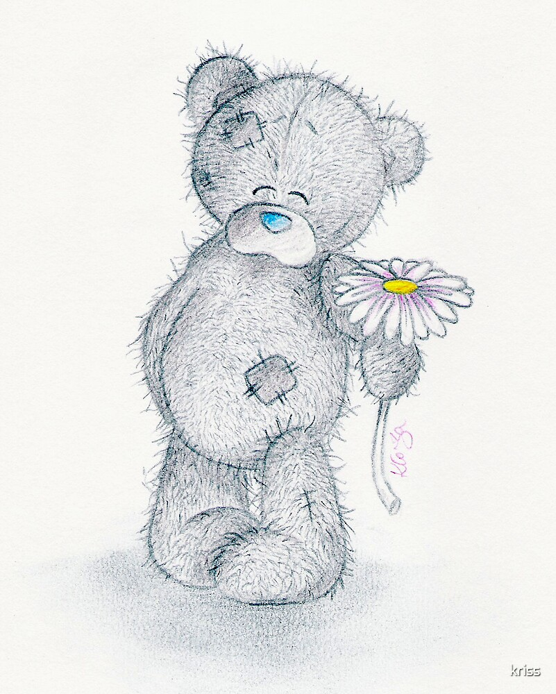 Tatty Teddy by kriss