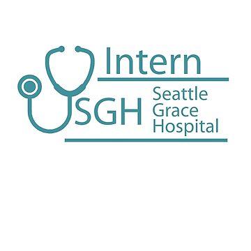Intern SGH seattle grace hospital by thomasoscar